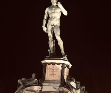 フィレンツェ、ミケランジェロ広場