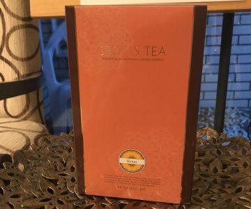 サロン取扱い健康食品(お茶)