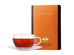 活性酸素を除去する抗酸化成分を含有し、アーユルヴェーダの理論に基づき茶配合師が配合したボディサイクル作りを目的としたルイボス風味のお茶。