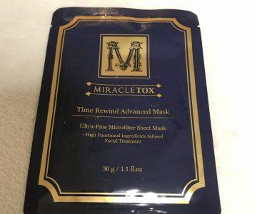 ミラクルトックスマスク