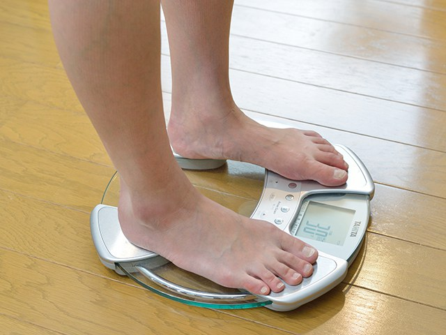 ボディ診断・体脂肪計