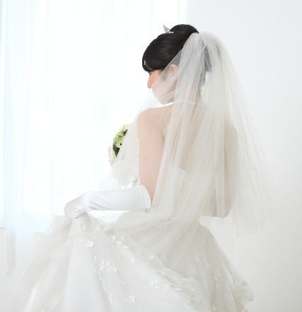 ブライダルエステ・花嫁のイメージ