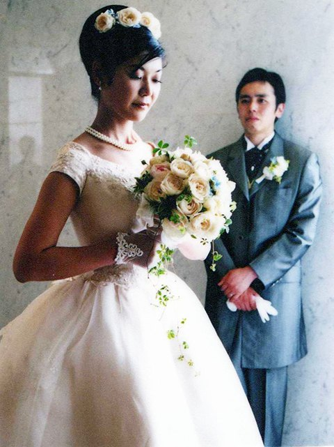 ブライダルエステのイメージ・花嫁と花婿