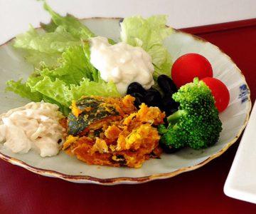 お野菜いろいろお豆腐マヨネーズ