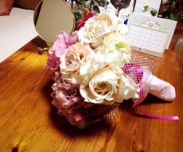 12月のご結婚、おめでとうございます。