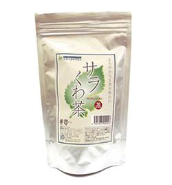 桑の葉の健康成分で毎朝スッキリ!便秘解消、ダイエットモード、糖尿病、むくみ対策。サラシア・レティキュラータという新種のダイエット成分も配合たノンカフェインのお茶。